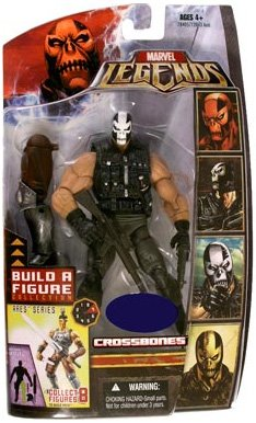 Marvel Legends Exclusive Limited Edition Build A Figure Coll
