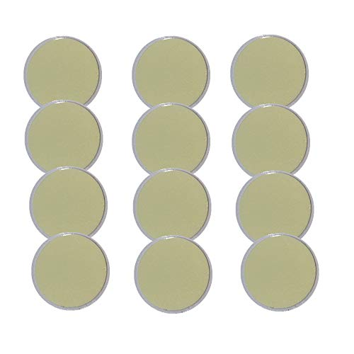 12 Replacement Adhesive Double Side Tape for Phone Stander Car Mount Holder Ring Stand Car Clips Grip and Expanding Phone Stand 34mm 1.39 Inch (12pcs)
