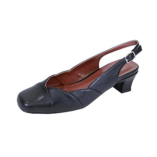 extra wide ladies dress shoes - 2