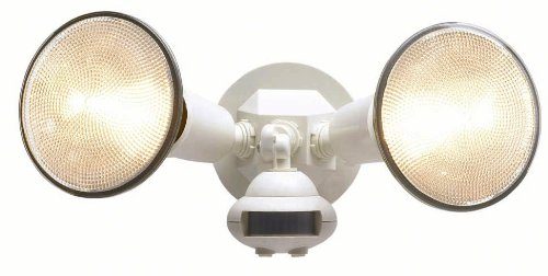 Cooperregent ms37 motion activated halogen quartz flood lights cooperregent ms37 motion activated halogen quartz flood lights white 100 watt mozeypictures Images