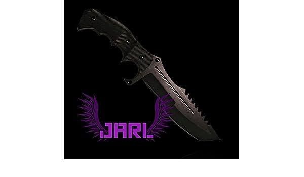 CS: Go Knife - Huntsman Night by Jarl: Amazon.es: Deportes y ...