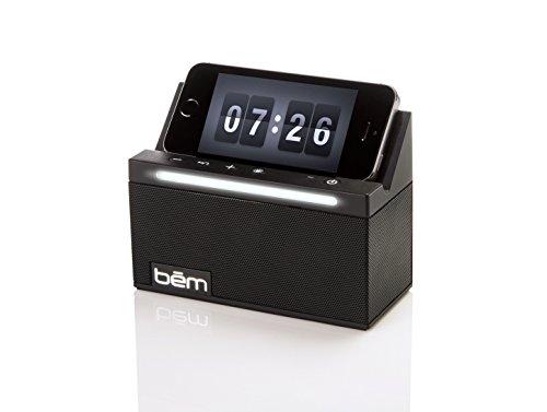 Price comparison product image Bem Bedside Speaker - Retail Packaging - Black