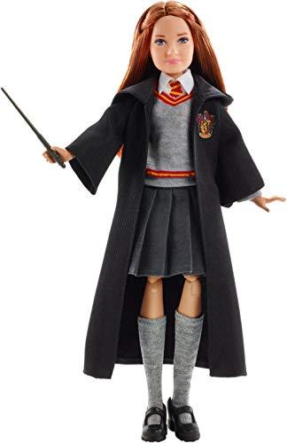 (Mattel FYM53 Harry Potter Ginny Weasley Doll, Multicolor, 10