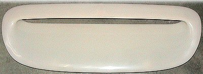 MAPM - HOOD PANEL INTAKE DUCT TRIM RING; PAINT TO MATCH - MC1239100 FOR 2002-2008 Mini Cooper