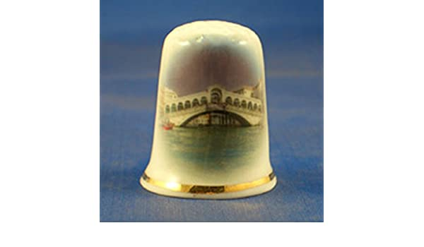 Birchcroft caja gratis Dedal de porcelana coleccionable de Vietnam
