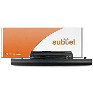 subtel® Batería premium (4400mAh) para Acer Aspire 3820 / 4553 / 4625 / 4745 / 4820 / 5553 / 5625 / 5745 / 5820 AS10E76 bateria de repuesto, pila reemplazo, sustitución