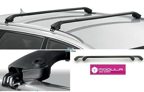 Barras portaequipajes telescópicas, baca para Citroën C4 Grand Picasso desde 2006: Amazon.es: Coche y moto
