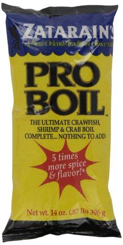 ZATARAIN'S Pro-Boil Seasoning, 14-Ounce (Pack of -