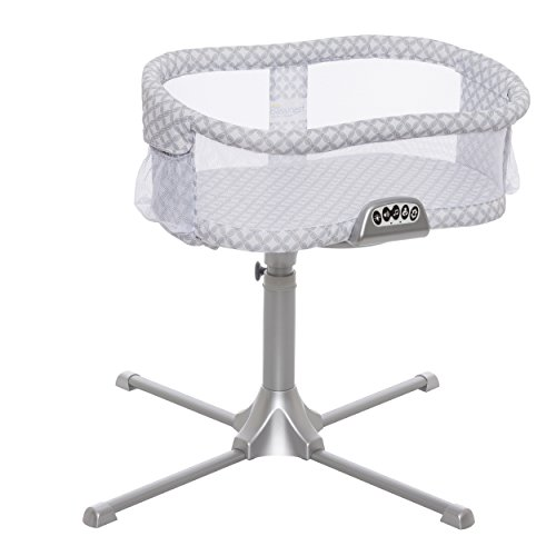 HALO Bassinest Swivel Sleeper Bassinet - Premiere Series, Harmony Circles