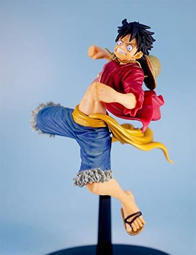 Banpresto One Piece Monkey D Luffy Figure Colosseum