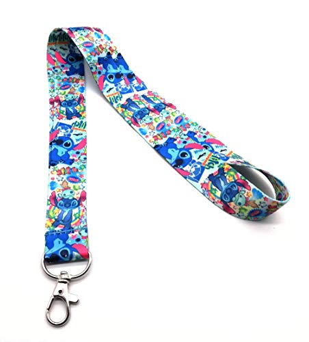 Stitch Necklaces   Strap Lanyards Cell Phone Strap Charm (5 Pcs)
