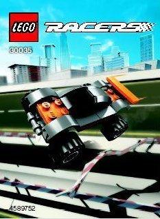 LEGO Racers: Off Road Racer 2 Set 30035 (Bagged)