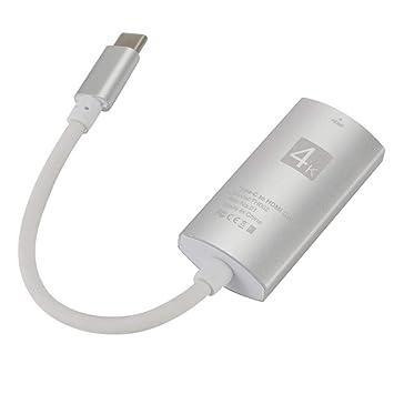 Regard Natral F š ¹ r Mac Portátil de Tipo C HD 4 K HD Adaptador ...