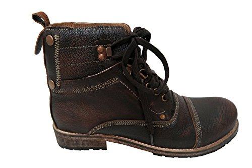 Antico Uomo Sneaker Marrone Zugspitze Maddox wIaUqqB