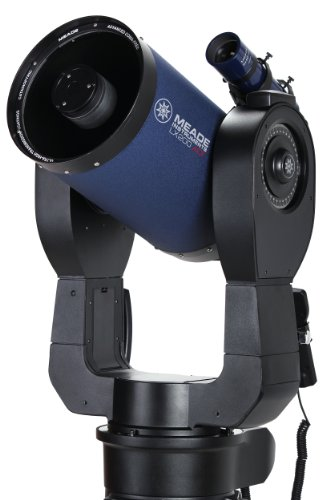 Meade Instruments 0810-60-03 8-Inch LX200-ACF (f/10) Advanced Coma-Free Telescope