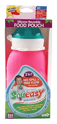 Baby Food Squeeze Pouch Reviews