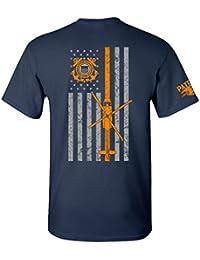 68e27728d004 US Coast Guard USCG U.S. Armed Forces T-Shirt Tee
