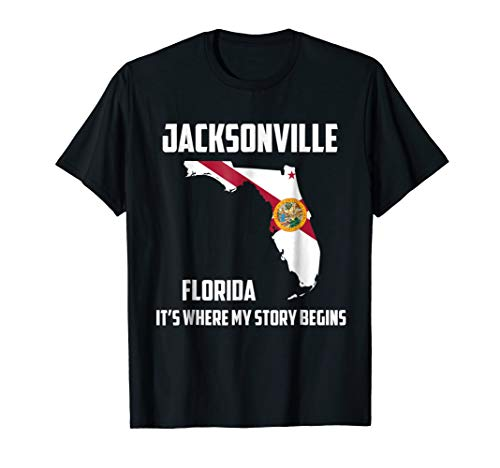 (JACKSONVILLE FLORIDA It's where my story Begins)