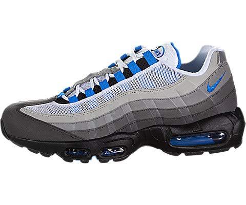 Nike Womens Air Max 95 OG Lifestyle Hiking, Trail Shoes Green 6.5 Medium (B,M)
