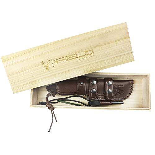 Amazon.com: iFIELD EL29112 - Cuchillo de caza para ...