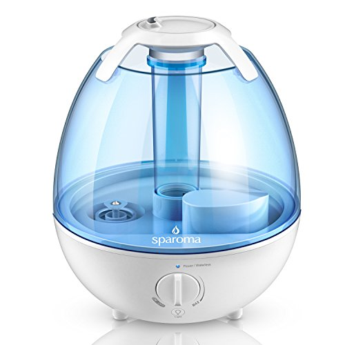 ultrasonic no filter humidifier - 4