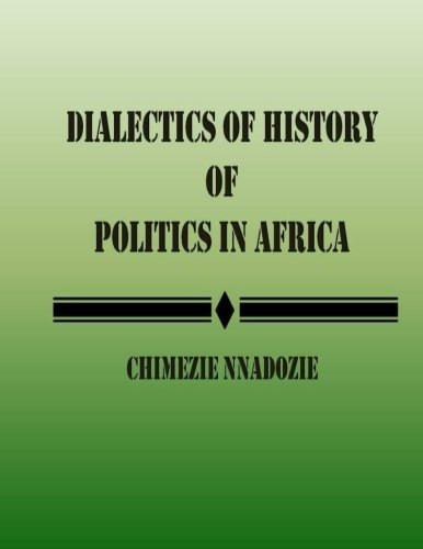 Dialectics of History of Politics in Africa PDF
