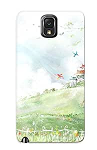 Catenaryoi Tpu Case For Galaxy Note 3 With Fairytale , Nice Case For Thanksgiving Day's Gift by Maris's Diary