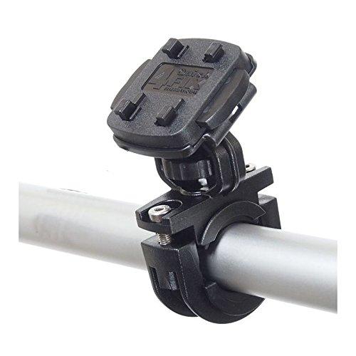 Incluye 4/Quick-FIX 4QF para iPhone con fijaci/ón por tornillo para manillar y barra de direcci/ón motocicleta /HR 1702//66/Soporte para bicicleta KRS HF3X/ HTC vespa con goma de seguridad Samsung Galaxy No LG