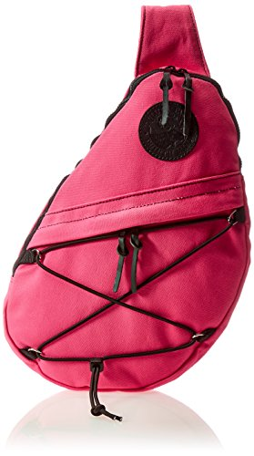 Price comparison product image Duluth Pack Sling Pack, Pink, 17 x 11 x 3-Inch