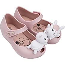 Mini Melissa Kids' Ultragirl Mini Cat Ballet Flat