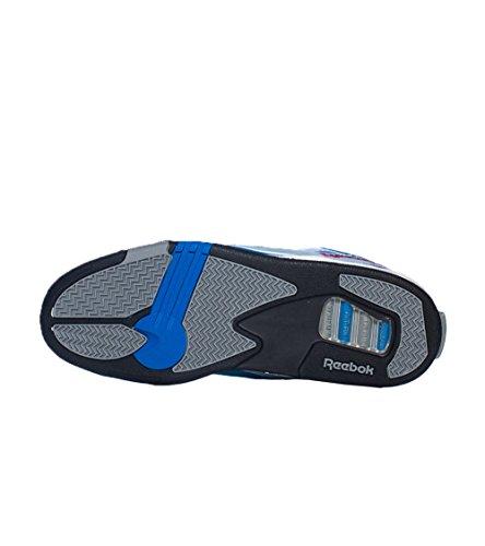 Reebok Twilight Zone Pump Sneaker Blue 8.5