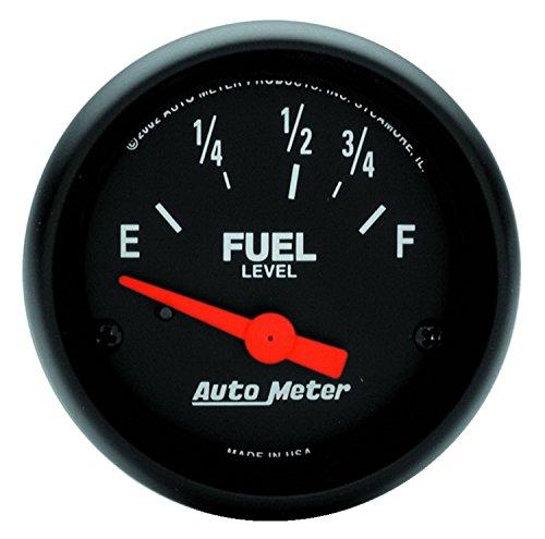 Series Fuel Gauge (Auto Meter 2642 Z-Series Electric Fuel Level Gauge)