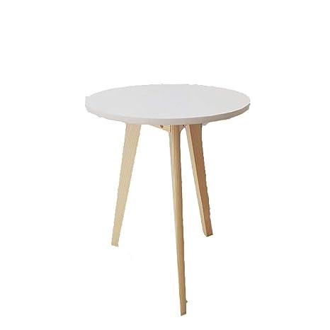 Astonishing Amazon Com Lijun123 Side Table Small Round Home And Sofa Pdpeps Interior Chair Design Pdpepsorg