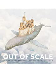 OUT OF SCALE: Gregory Fromenteau - Sketchbook - Volume 1