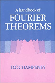 Book A Handbook of Fourier Theorems