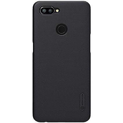 on sale 2f161 06a8e Nillkin Hard Back Cover For Realme 2 Pro (Black)