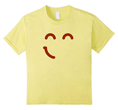Kids Halloween Funny Emoji Group Costume Matching Shirt for Choir 8 (Funny Group Costume Ideas For Work)