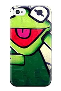 Fashion Tpu Case For Iphone 4/4s- Graffiti Defender Case Cover
