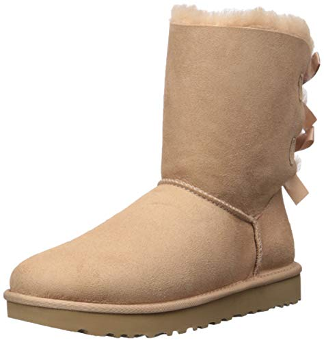 UGG Women's Bailey Bow II Fashion Boot, Arroyo