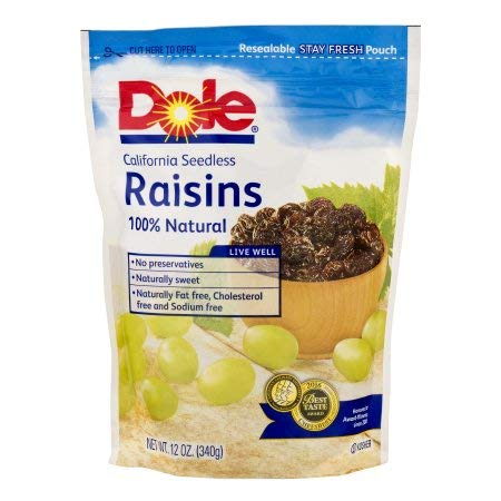 California Seedless Raisins (Pack of 2) by Generic