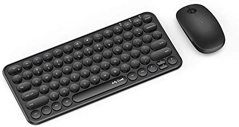 Wireless Keyboard Jelly Comb Compact