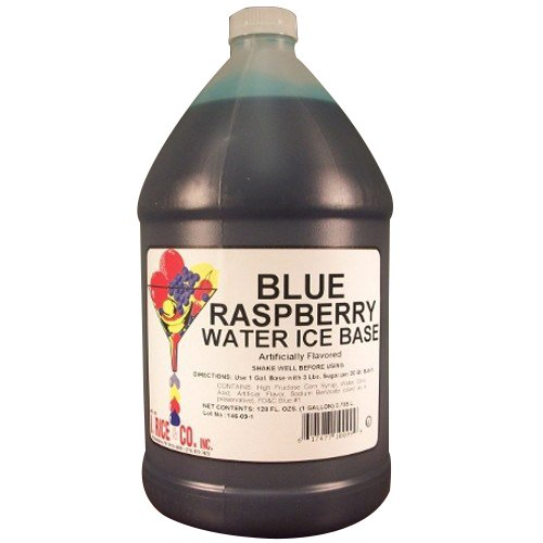 I.Rice & Company Water Ice Base, 1 gal. Can | 1