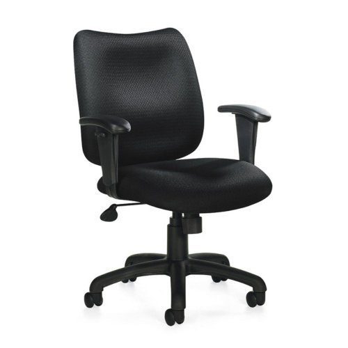 Global Offices to Go OTG11612B Management Seating Office Chair