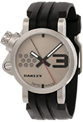 Oakley Men's 10-032 Analog Watch