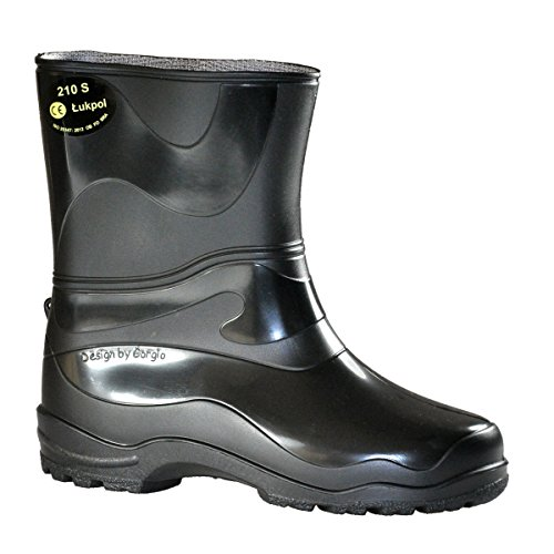 Boots Model Black Lukpol Gardening 210S Rain Festival Womens Wellies Waterproof CYwqO4
