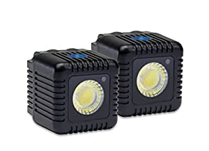 Lume Cube - Bluetooth LED Light (Two Pack - Black)
