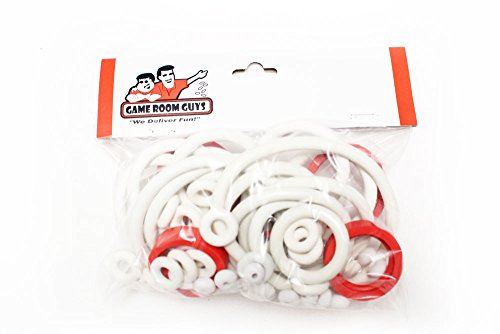 - Game Room Guys Gottlieb Genie Pinball Rubber Ring Kit
