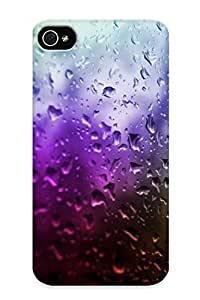 0b5aaa04996 Turnleft Multicolor Water Drops Window Panes Durable iphone 6 plus 5.5 Tpu Flexible Soft Case With Design by kobestar