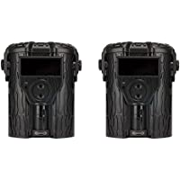 Moultrie I-45S Low Glow 8MP Game Trail Camera, 2 Pack (Certified Refurbished)