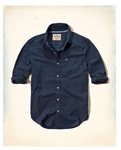 hollister-hco-mens-button-down-sports-and-flannel-shirt-xl-45-long-shirt